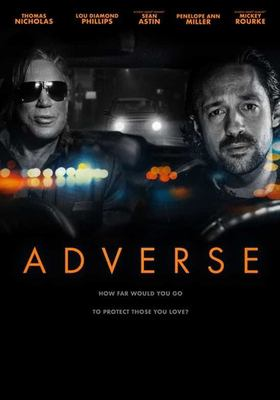 Adverse Book cover