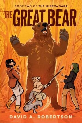 The great bear Book cover