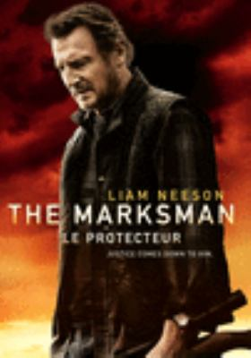 The marksman Book cover