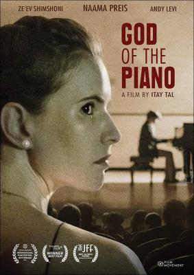God of the piano Book cover