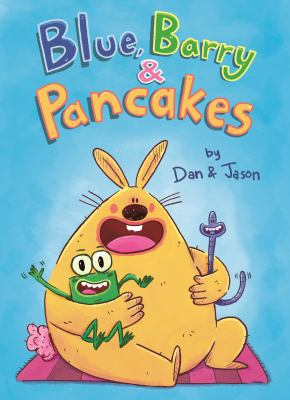 Blue, Barry & Pancakes Book cover