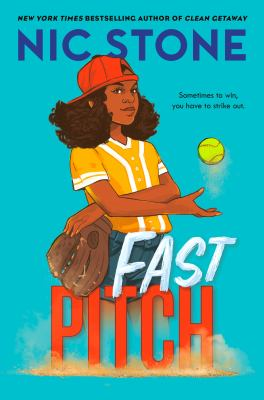 Fast pitch Book cover