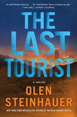 The last tourist Book cover