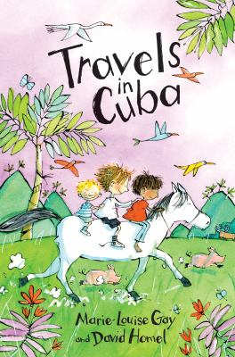 Travels in Cuba Book cover