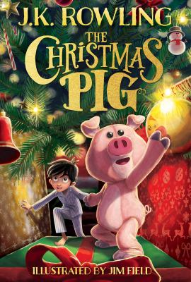 The Christmas pig Book cover