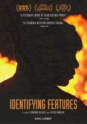 Identifying features Book cover