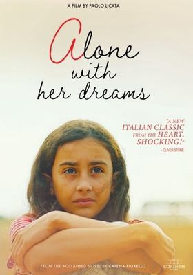 Alone with her dreams Book cover