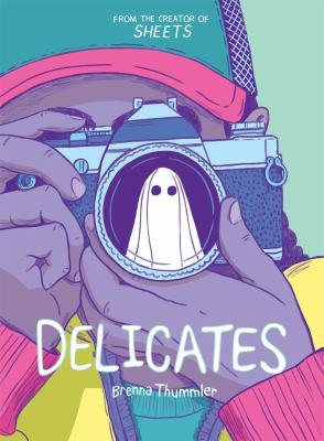 Delicates Book cover