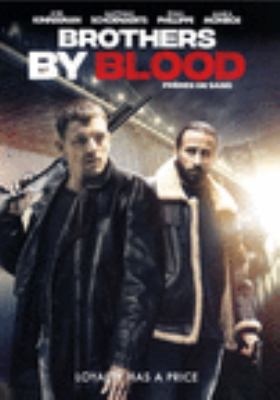 Brothers by blood Book cover