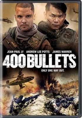 400 bullets Book cover