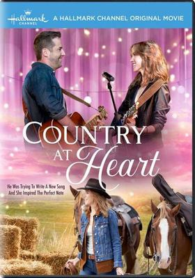 Country at heart Book cover