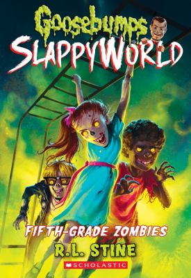 Fifth-grade zombies. 14 Book cover