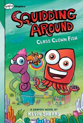 Class clown fish! 2 Book cover