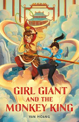 Girl giant and the Monkey King Book cover