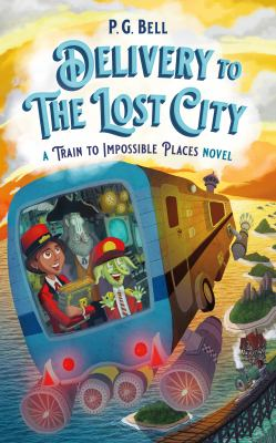 Delivery to the lost city Book cover