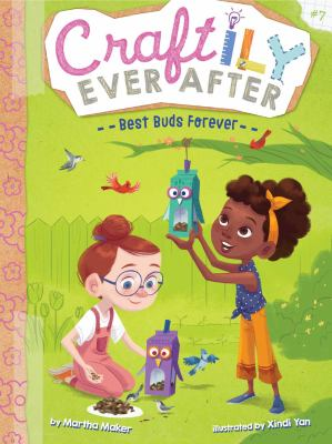 Best buds forever. 7 Book cover
