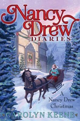 A Nancy Drew Christmas Book cover