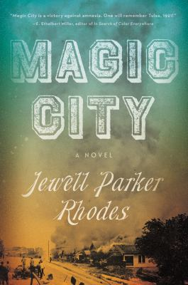 Magic city : a novel Book cover