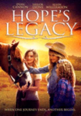 Hope's legacy Book cover