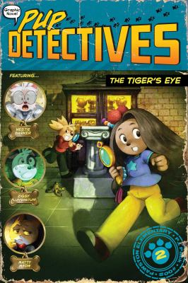The tiger's eye. 2 Book cover