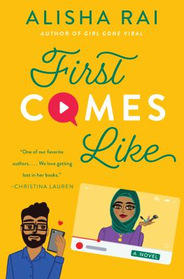 First comes like : a novel Book cover