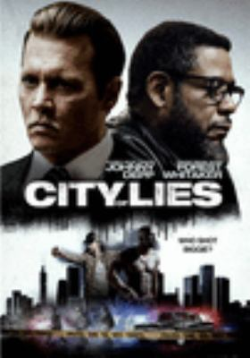City of lies Book cover