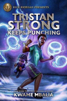 Tristan Strong keeps punching Book cover
