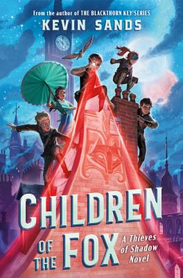 Children of the fox Book cover