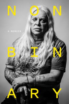Nonbinary : a memoir Book cover