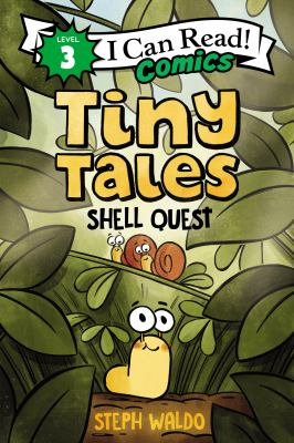 Tiny tales : shell quest Book cover