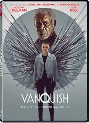 Vanquish Book cover