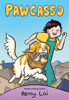 Pawcasso Book cover