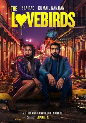 The lovebirds Book cover
