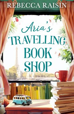 Aria's travelling book shop Book cover
