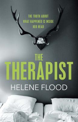 The therapist Book cover