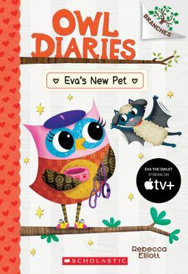 Eva's new pet. 15 Book cover