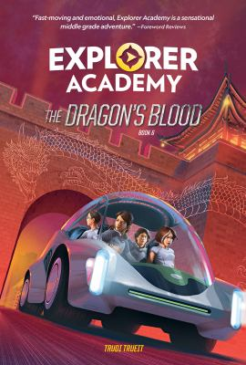 The dragon's blood. 6 Book cover