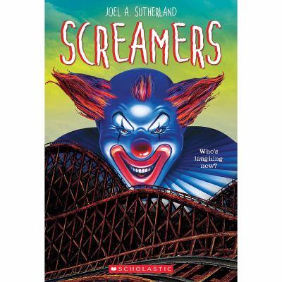 Screamers Book cover