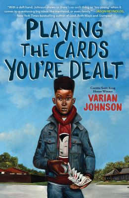 Playing the cards you're dealt Book cover
