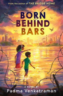 Born behind bars Book cover