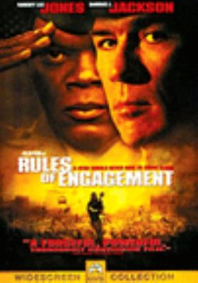 Rules of engagement Book cover