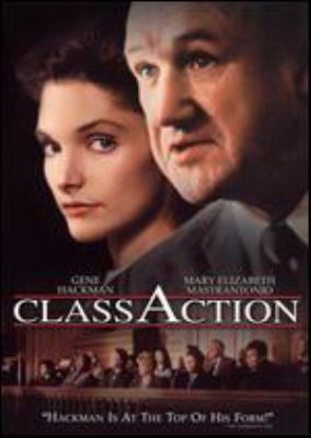 Class action Book cover
