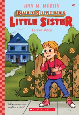Karen's witch. 1 Book cover