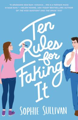 Ten rules for faking it Book cover