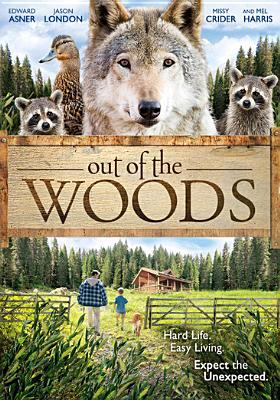 Out of the woods Book cover