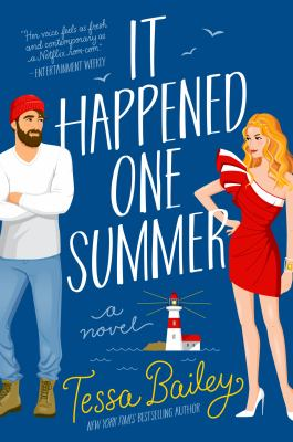 It happened one summer : a novel Book cover