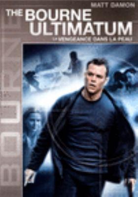 The Bourne ultimatum Book cover