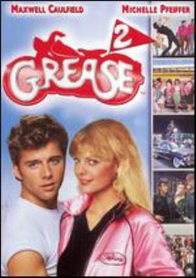 Grease 2 Book cover