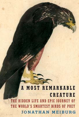 A most remarkable creature : the hidden life and epic journey of the world's smartest birds of prey Book cover