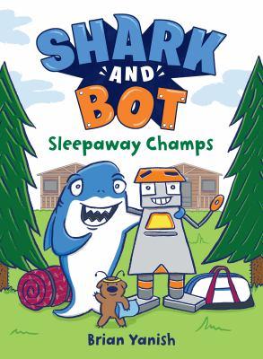 Sleepaway champs. 2 Book cover